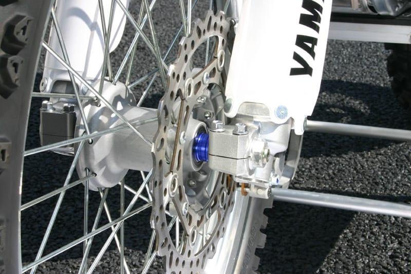 WHEEL SPACER for RACER