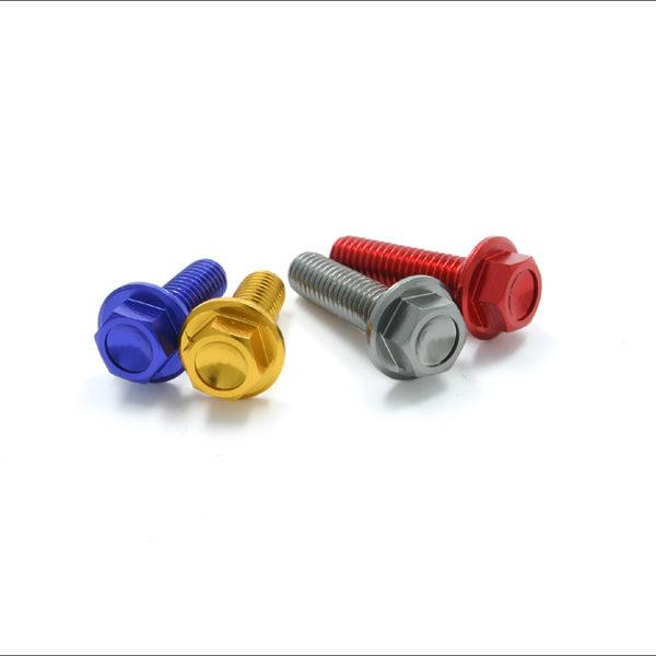 Aluminium Bolt/Nut/Spacer