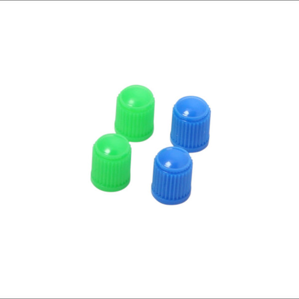 Air Valve Cap Plastic 4pcs
