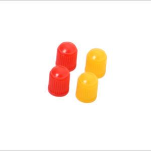 Air Valve Cap Plastic 4pcs