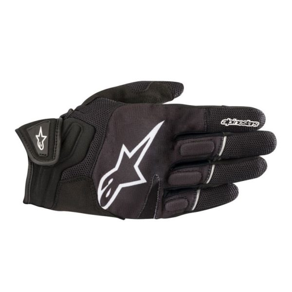 ATOM GLOVE Black White