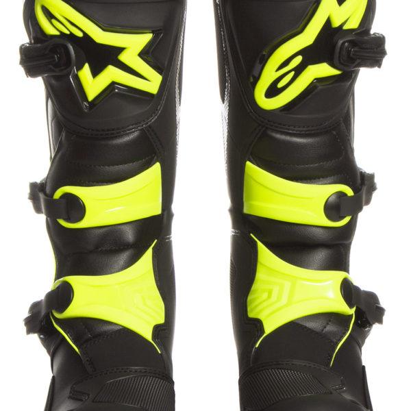 TECH 1 BOOT Black Yellow