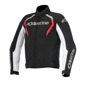 FASTBACK WATERPROOF JACKET Black Red