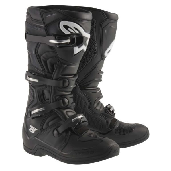 TECH 5 BOOT Black